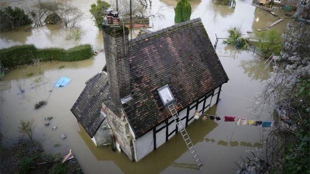 Không nơi nào an toàn: Lũ lụt lịch sử sẽ ngày càng phổ biến hơn bởi những cơn khủng hoảng khí hậu thời gian tới - Ảnh 5.