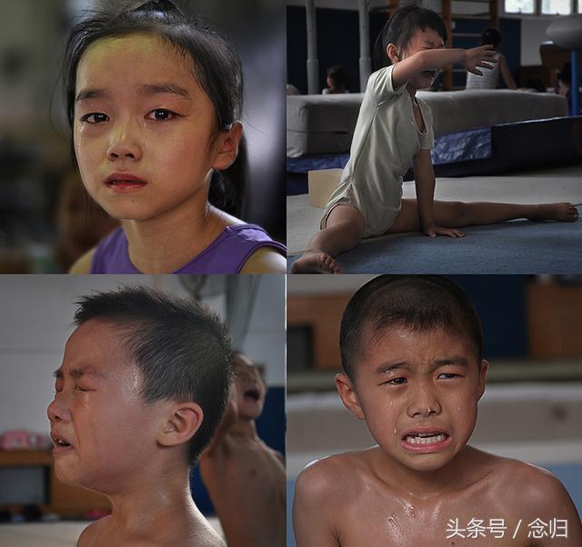 Giấc mơ vô địch Olympic của những đứa trẻ ở lò đào tạo thể thao Trung Quốc: Đánh đổi tuổi thơ bằng máu, mồ hôi và nước mắt  - Ảnh 4.