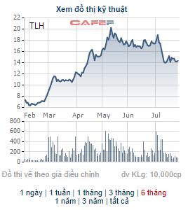 Thép Tiến Lên (TLH) đưa gần 1,5 triệu cổ phiếu quỹ ra bán - Ảnh 1.
