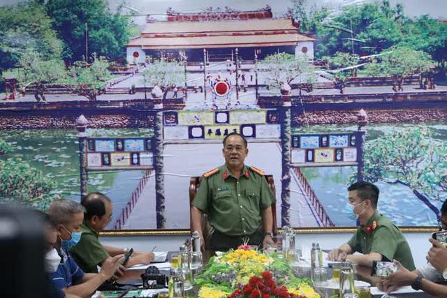 Làm rõ đối tượng chủ mưu vụ tham ô 5 tỉ đồng tại Cảng Hàng không quốc tế Phú Bài  - Ảnh 1.