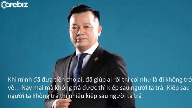 Shark Việt: Muốn giúp đỡ ai thì phải suy nghĩ kỹ, từ bi phải kèm theo trí tuệ; khi mình đã đưa tiền giúp cho ai rồi thì coi như đi không trở về... - Ảnh 1.