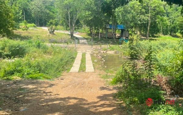 Dựng nhà vườn đẹp đẽ 3ha, bị kiểm tra, chủ nhà nói chỉ là chuồng chó - Ảnh 3.