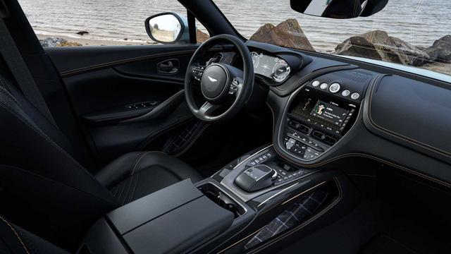 Aston Martin bán xe gấp 3 lần nửa đầu 2021 nhờ SUV vừa mở bán ở Việt Nam  - Ảnh 2.