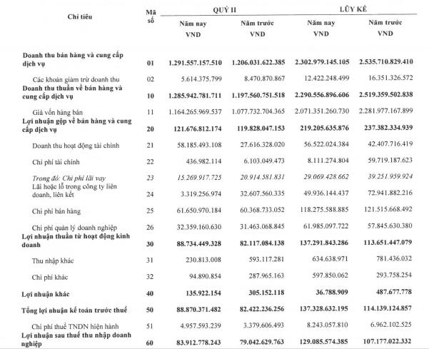 Tổng công ty Dược Việt Nam (DVN) lãi 129 tỷ đồng trong nửa đầu năm, hoàn thành 90% kế hoạch - Ảnh 1.
