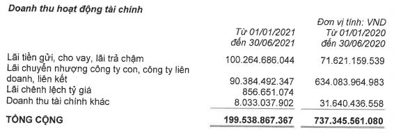 Trở lại nắm quyền chi phối Nedi 2, Vinaconex (VCG) báo lỗ quý 2 lỗ gần 66 tỷ đồng - Ảnh 2.