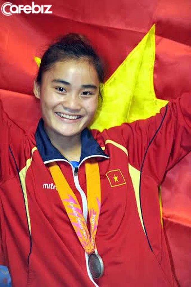 Quách Thị Lan: Viên ngọc thô xứ Mường trở thành nữ hoàng điền kinh Việt, giành vé đặc cách vào phút chót và làm nên lịch sử tại Olympic Tokyo 2020 - Ảnh 1.
