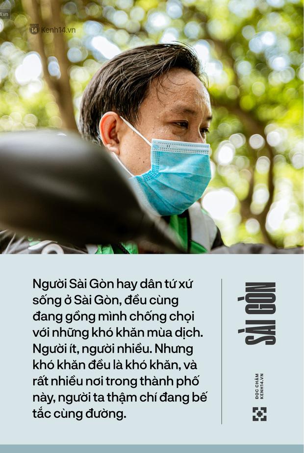 Sài Gòn đã luôn hào phóng tình yêu thương, và giờ là lúc để cả đất nước chìa vai cho Sài Gòn dựa vào khi trở bệnh - Ảnh 1.
