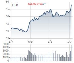 Con gái Chủ tịch Techcombank Hồ Hùng Anh đăng ký mua hơn 22 triệu cổ phiếu TCB - Ảnh 1.