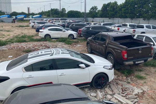 Gần 100 chiếc xe ô tô bị trộm ở Hà Nội: Khởi tố vụ án và 4 bị can - Ảnh 3.