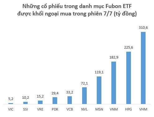 Fubon FTSE Vietnam ETF trở lại giải ngân vào chứng khoán Việt Nam - Ảnh 2.
