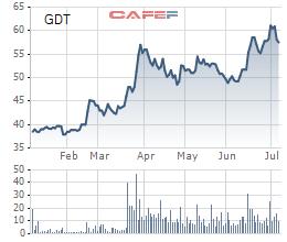 Gỗ Đức Thành (GDT): 6 tháng thực hiện 50% chỉ tiêu doanh thu với 210 tỷ đồng, tăng 25% so với cùng kỳ - Ảnh 1.