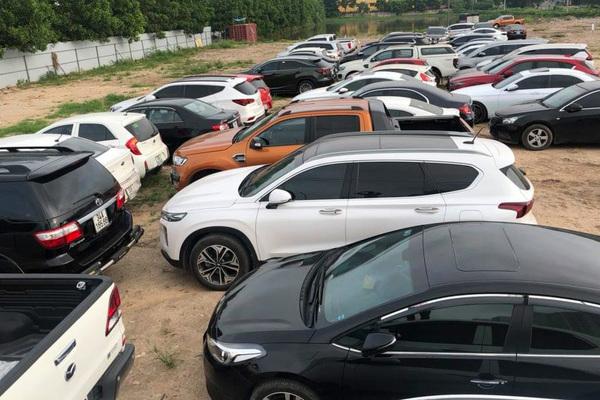 Hành trình phá đường dây trộm cắp ô tô từ vụ lừa bảo vệ cuỗm Innova ở Hà Nội - Ảnh 1.
