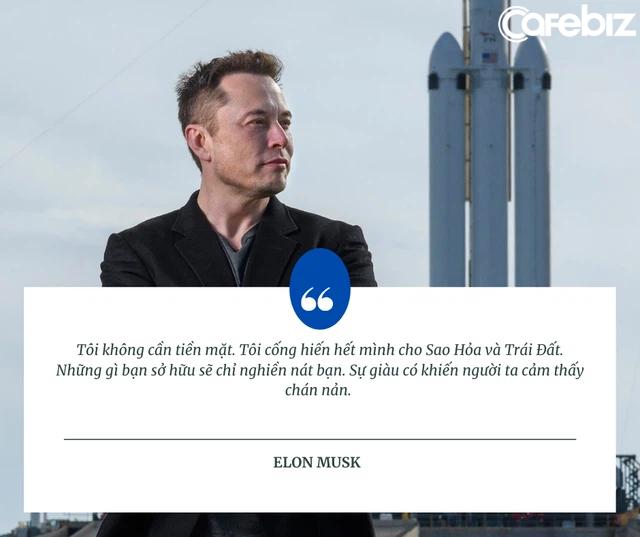 Vì sao nắm trong tay 177 tỷ USD, là người giàu thứ 2 thế giới Elon Musk vẫn ở nhà thuê? - Ảnh 1.