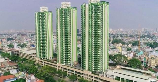 Trưng dụng Thuận Kiều Plaza làm bệnh viện dã chiến điều trị COVID-19 - Ảnh 1.