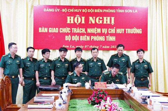 Điều động, bổ nhiệm nhân sự Bộ đội Biên phòng - Ảnh 1.