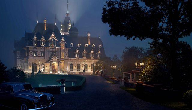 Bất ngờ với ông chủ lâu đài khủng Tam Đảo, nhiều năm ẩn mình thâu tóm quỹ đất trải dài từ Hà Nội, Sapa, Hòa Bình...đến Khánh Hòa - Ảnh 2.