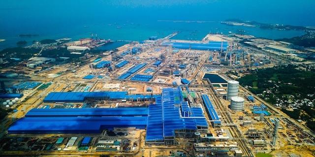 Hoà Phát Dung Quất đề xuất đầu tư dự án hơn 371 tỷ đồng ở Quảng Ngãi - Ảnh 1.
