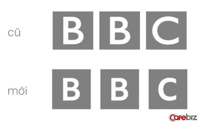 Thêm 1 pha đổi logo đi vào lòng đất: BBC chi hàng chục nghìn bảng Anh để thay font, giãn cách chữ - Ảnh 1.