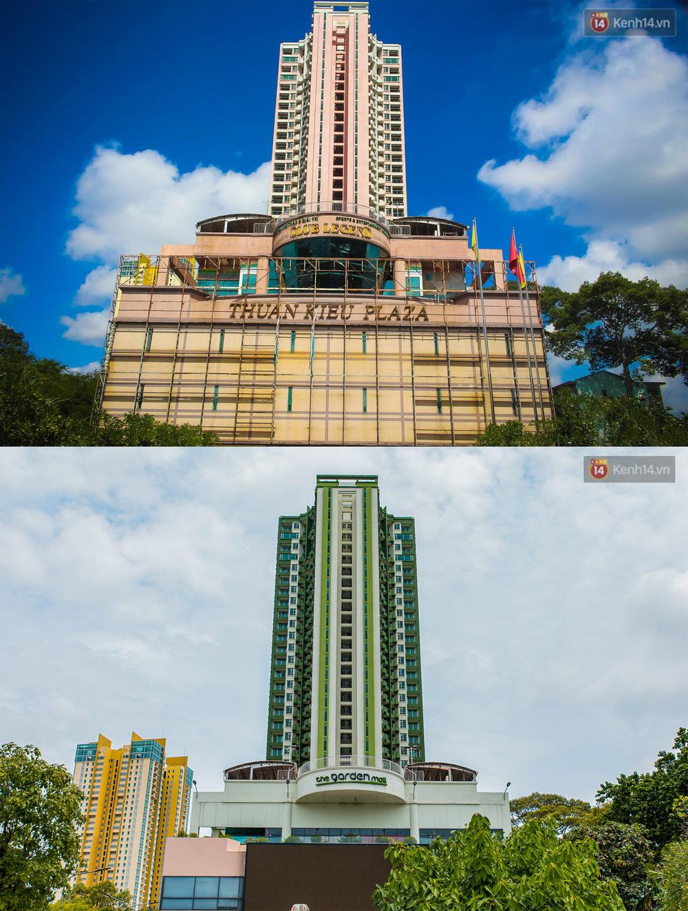 Ảnh: Cận cảnh toà nhà Thuận Kiều Plaza, nơi chuẩn bị được trưng dụng làm bệnh viện dã chiến điều trị COVID-19 - Ảnh 20.