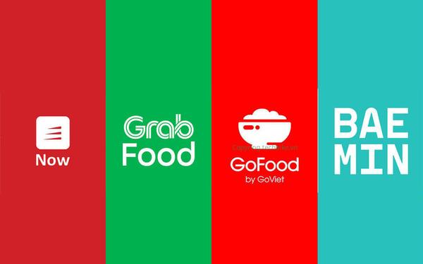 Cuộc chiến giao đồ ăn: Khi Grab bắt đầu báo lãi thì NOW, Baemin, Gojek lỗ tới 3.700 tỷ riêng năm 2020 - Ảnh 1.