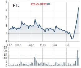 Hàng trăm cổ phiếu ngược dòng tăng điểm ngoạn mục trong tháng 7 bất chấp VN-Index giảm sâu - Ảnh 2.