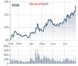 Hàng trăm cổ phiếu ngược dòng tăng điểm ngoạn mục trong tháng 7 bất chấp VN-Index giảm sâu - Ảnh 4.
