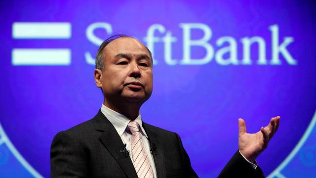 SoftBank rút bớt đầu tư vào Trung Quốc - Ảnh 1.