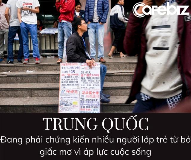 Thế hệ người trẻ nằm thẳng ở Trung Quốc: Làm ít, chi tiêu ít, mặc kệ đời - Ảnh 3.