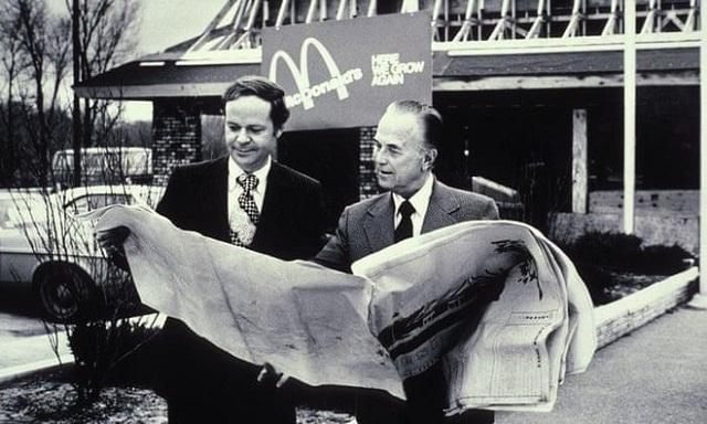 Ray Kroc và con đường gây dựng đế chế đồ ăn nhanh nổi tiếng thế giới - Ảnh 1.