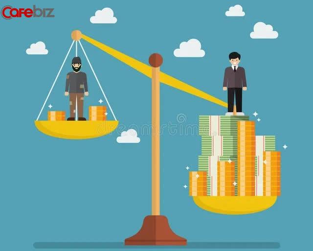 Tư duy khác biệt giữa Người Giàu và Kẻ Nghèo: Nếu bạn chỉ đi làm thuê để lấy tiền lương thì cả đời bạn cũng không giàu nổi - Ảnh 1.