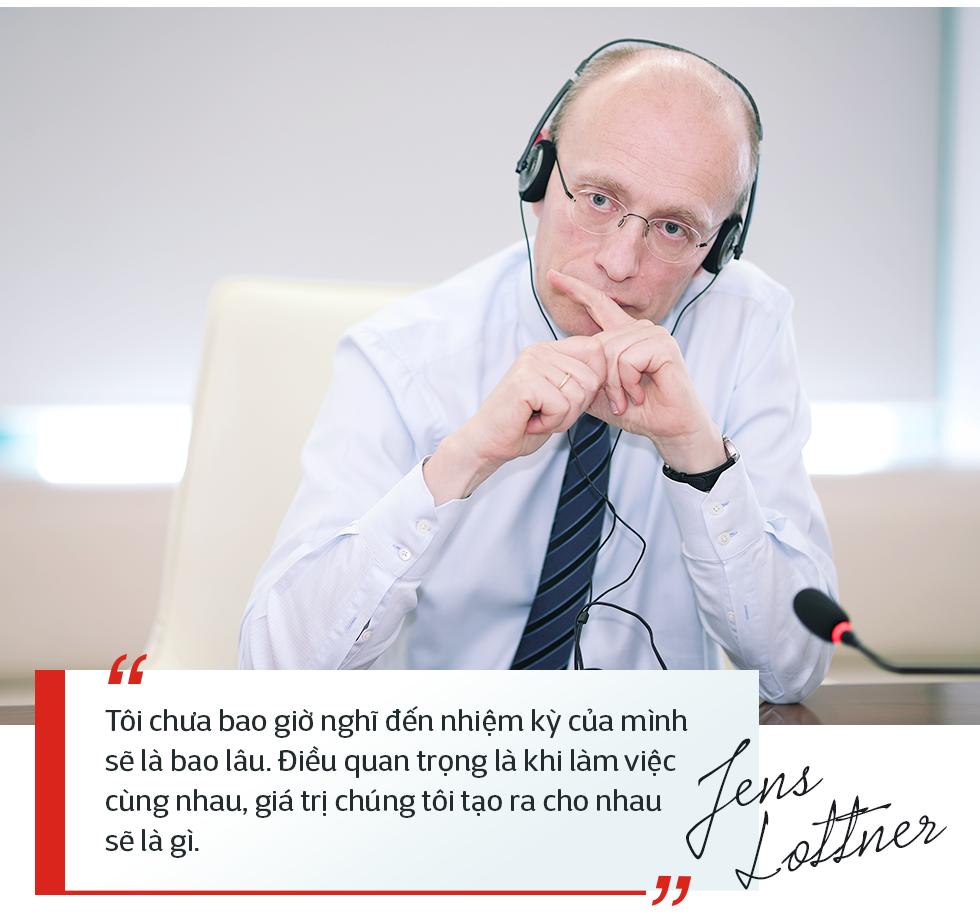CEO Techcombank Jens Lottner: 'Tôi muốn hướng đến cung cấp trải nghiệm dịch vụ khách hàng lý thú và đơn giản như khi tải bài hát trên Spotify! - Ảnh 11.