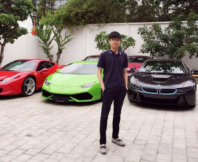 So kè dàn xe của rich kid Việt Nam và quốc tế: Không hề thua về khoản sang-xịn-mịn dù tuổi đời còn rất trẻ - Ảnh 25.