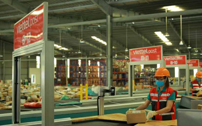 Viettel Post (VTP) báo lãi ròng quý 2 đạt 106 tỷ đồng, 6 tháng thực hiện 43% kế hoạch lợi nhuận năm