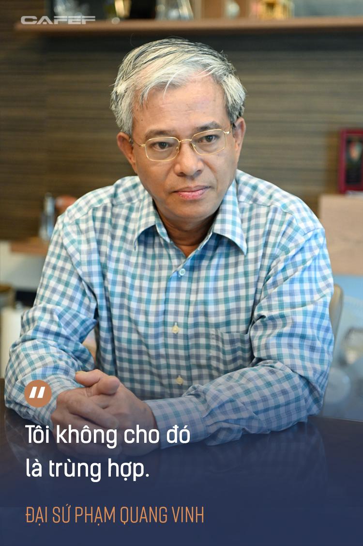 Đại sứ Phạm Quang Vinh: Đằng sau chuyến thăm lần đầu của một Phó Tổng thống Mỹ và kỳ vọng Việt Nam thành 'hub' sản xuất vaccine khu vực - Ảnh 10.