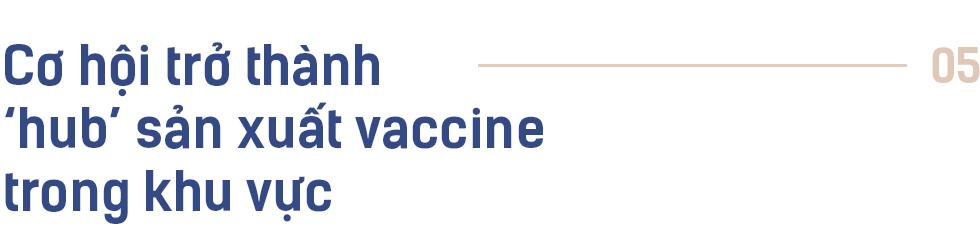 Đại sứ Phạm Quang Vinh: Đằng sau chuyến thăm lần đầu của một Phó Tổng thống Mỹ và kỳ vọng Việt Nam thành 'hub' sản xuất vaccine khu vực - Ảnh 11.