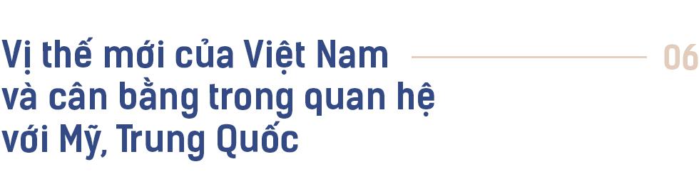 Đại sứ Phạm Quang Vinh: Đằng sau chuyến thăm lần đầu của một Phó Tổng thống Mỹ và kỳ vọng Việt Nam thành 'hub' sản xuất vaccine khu vực - Ảnh 14.