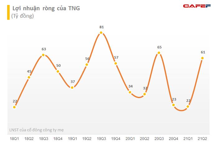 TNG sắp phát hành gần 6,4 triệu cổ phiếu trả cổ tức năm 2021 với tỷ lệ 8% - Ảnh 2.