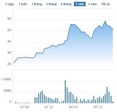 Công ty của Chủ tịch Transimex (TMS) mua thành công 3,45 triệu cổ phiếu TMS - Ảnh 1.