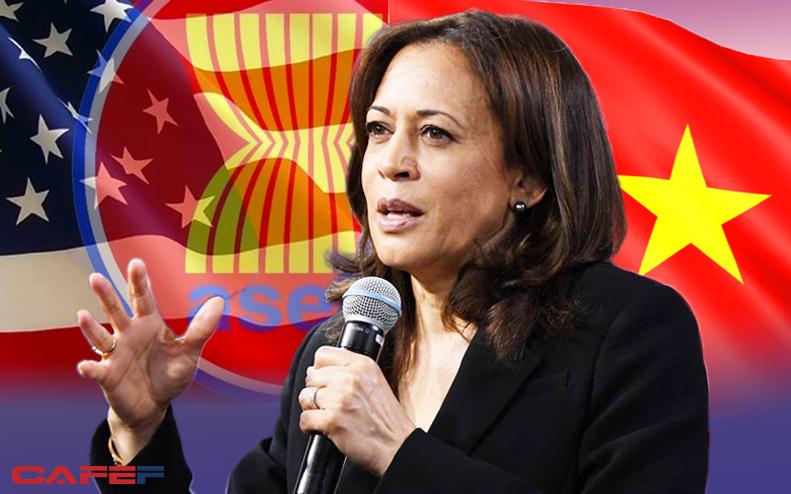 Thiếu tướng Lê Văn Cương: Chuyến công du của bà Kamala Harris thể hiện tư duy nước Mỹ đã trở lại của ông Biden và Việt Nam là mắt xích quan trọng