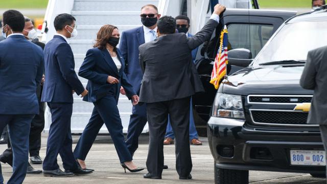 Công du Việt Nam và các nước Đông Nam Á, Phó Tổng thống Mỹ Kamala Harris đi xe gì? - Ảnh 1.