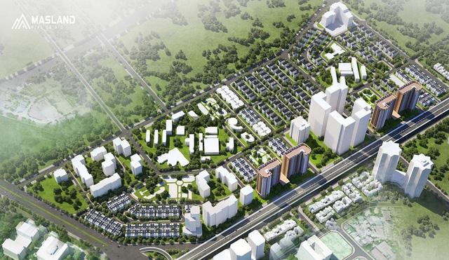 Đại đô thị 460ha với khu phức hợp bể bơi tạo sóng lớn nhất thế giới chuẩn bị được xây dựng tại Văn Giang, Hưng Yên - Ảnh 5.