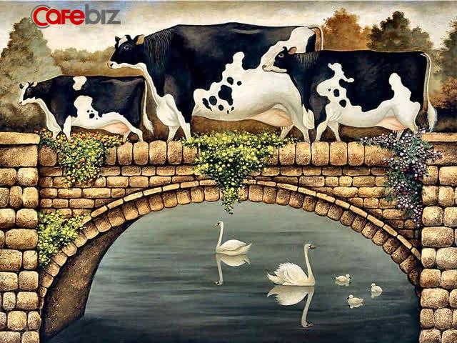 Nhà tuyển dụng có hỏi Một con bò 400kg, muốn đi qua cây cầu chỉ chịu được sức nặng tối đa 350kg thì phải làm thế nào? - Đáp án khiến ứng viên ngã ngửa - Ảnh 2.