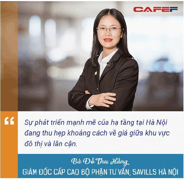 Giá nhà Hà Nội tăng bất chấp Covid-19, chuyên gia chỉ điểm khu vực tăng giá mạnh nhất - Ảnh 2.