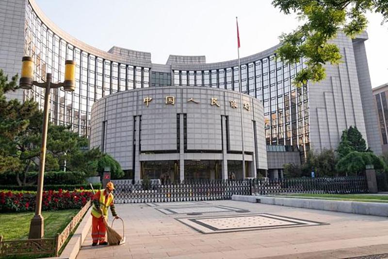Ngân hàng Trung ương Trung Quốc tăng cường bơm tiền mặt - Ảnh 1.