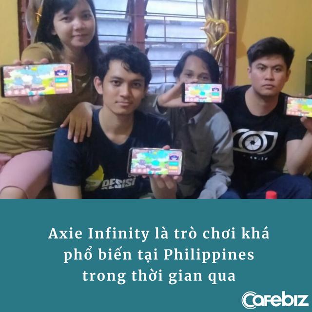 Người chơi Axie Infinity sắp bị Philippines đánh thuế vì thu lãi lớn, có người mới 22 tuổi đã mua cùng lúc 2 căn nhà - Ảnh 1.