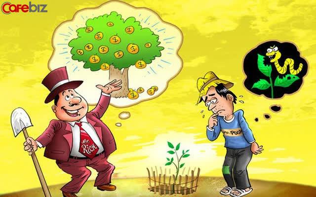 Sự khác biệt lớn giữa lương tháng 5 triệu và lương năm 5 tỷ là bao nhiêu: Câu chuyện về 3 người đàn ông, 3 quyết định và 3 cuộc đời khác nhau chính là câu trả lời! - Ảnh 1.