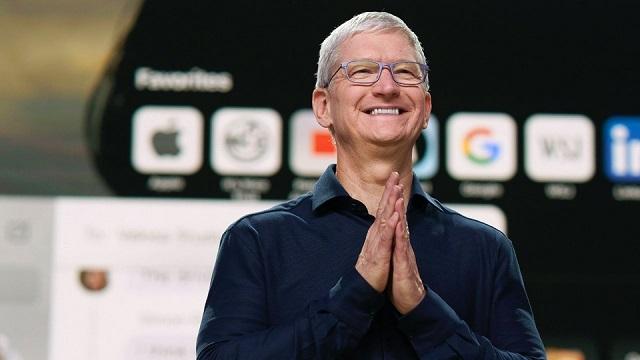CEO Tim Cook vừa 'bỏ túi' 750 triệu USD nhờ bán cổ phiếu thưởng của Apple - Ảnh 1.