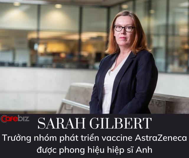 Giải mã Hiệp sĩ - Chức danh cao quý mà giáo sư Sarah Gilbert, mẹ đẻ vaccine AstraZeneca được nhận - Ảnh 1.