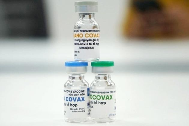 Chủ tịch Hội đồng Đạo đức: Đã chấp thuận kết quả thử nghiệm lâm sàng pha 3a nhưng chưa cấp phép khẩn cho vắc xin Nanocovax - Ảnh 1.