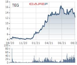 Đầu tư Mernus chính thức trở thành cổ đông lớn TEG Group sau khi mua hơn 6 triệu cổ phiếu TEG - Ảnh 1.